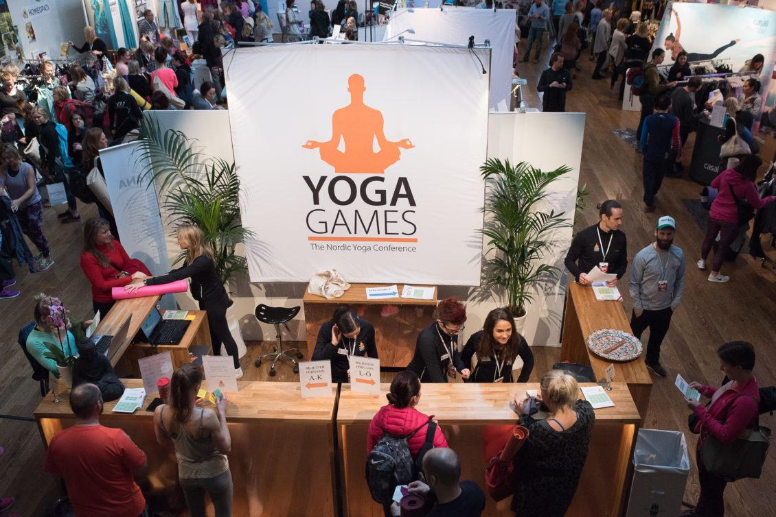Det är snart februari och dags igen för vårens största Yoga-fest –Yoga  Games. Först ute är det Stockholm och München Bryggeriet står snart färdig  den 9-11 ... e4fbed83f3ac0