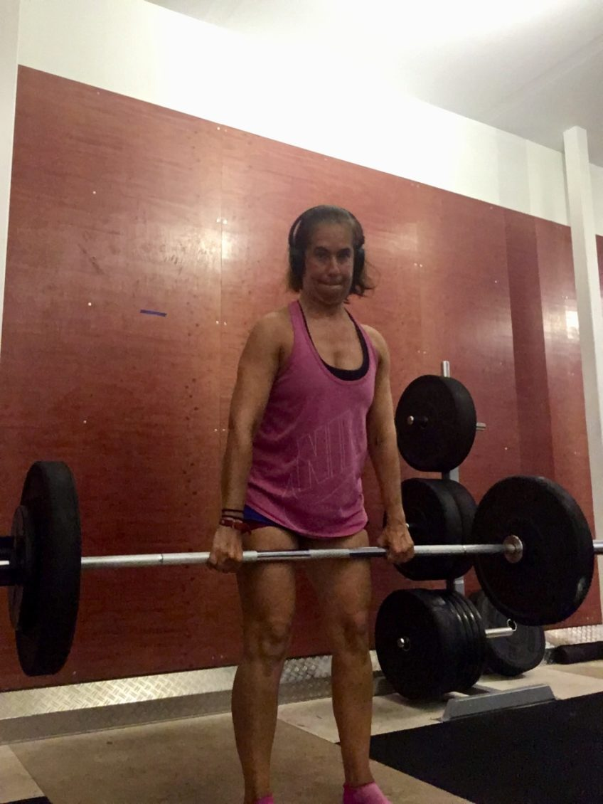 springa efter styrketräning